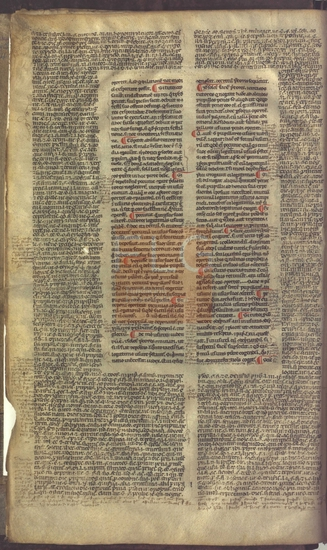 Liber inforciatum, [S. XIV]. Fol. 9v