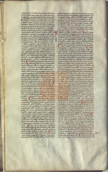 [Summa codicis et institutionum]] / [Azo de Bolonia], [S. XIII]. Fol. 10v